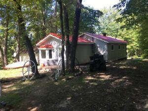 Revamped Seasonal Cottage