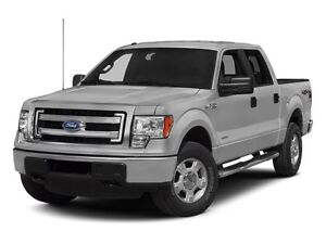 2013 Ford F-150 4X4 SUPERCREW XLT