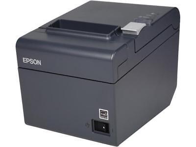 Epson Tm-t20ii Pos Thermal Receipt Printer - Dark Gray C31cd52062