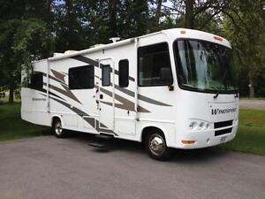 2008 Windsport 30Q Motorhome PRIVATE SALE