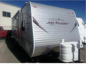 2013 JAY FLIGHT 26 BH LIKE NEW GREAT SAVING ! CALL NOW