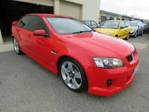 2008 Holden Commodore VE MY08 SS-V Red 6 Speed Automatic Sedan Werribee Wyndham Area Preview