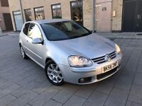 Volkswagen Golf 2.0 TDI,GT140 *SPORT*2006,2 OWNERS,SERVICE HISTORY,HPI CLEAR