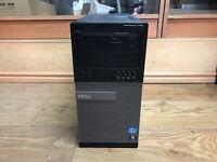 Dell Optiplex 790 MT Core i3-2120 3.30Ghz 4GB Ram 250GB HDD Win 7 (FEW AVAILABLE) PC