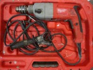 Milwaukee 1/2-inch Hammer Drill with Case