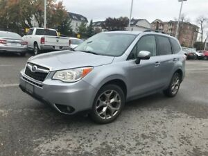2015 Subaru Forester 2.5i Limited Package LEATHER*NAVIGATION*...