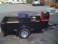New and Used driveway sealing units for sale