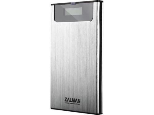 "Zalman Usb 3.0 External 2.5"" Hard Drive Enclosure With Bu..."