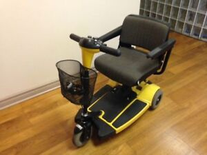 Lightweight Transport Scooter, 3 wheels - used