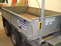 IFOR WILLIAMS TT85G Tippping Trailer