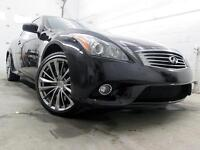 2011 Infiniti G37xS Coupe Sport MAGS 19 CUIR TOIT BOSE 71,000KM