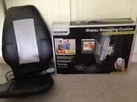 Shiatsu massage chair with controller Bury St Edmunds, A14