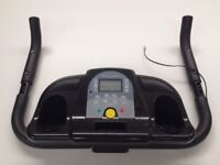 CONSOLE ONLY FOR SALUX X-LITE II TREADMILL SEE ADVERT DETAIL