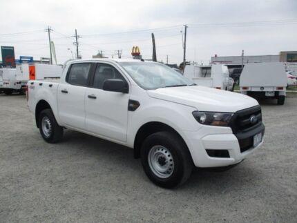 2015 Ford Ranger White Sports Automatic Utility Pakenham Cardinia Area Preview