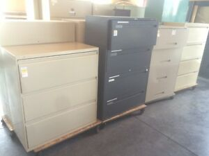 Used 4- Drawer Filing Cabinets! More Available!