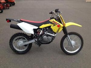 Letfover Suzuki Motorcycles. Priced to Clear. ONLY @ M.A.R.S.