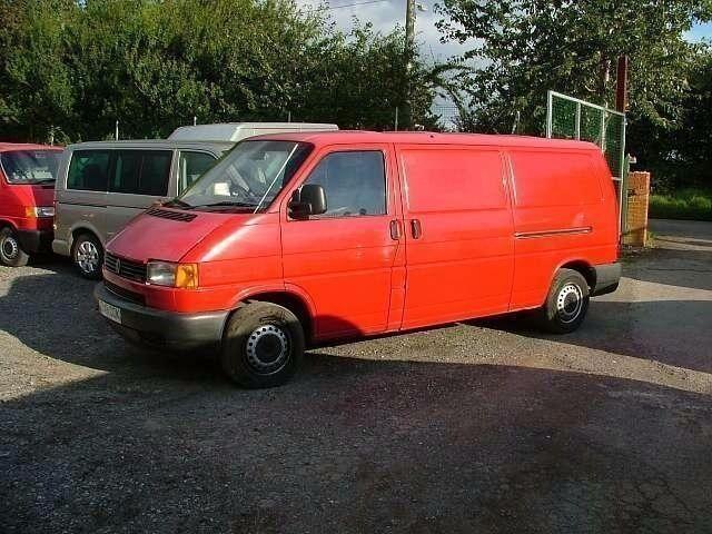 1999 vw transporter 2.5 lwb