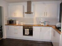 3 bed maisonette for long term rent in Keynsham. DSS tenants welcome.