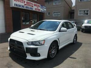 2008 Mitsubishi Lancer Evolution MR ALL WHEEL DRIVE