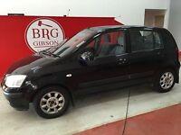 Hyundai Getz MANUAL CDX 1086CC (black) 2003