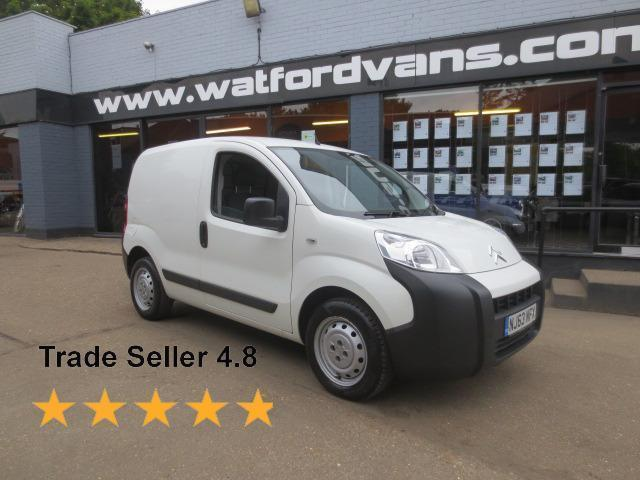 2013 Citroen Nemo X 1.3HDi *1 Owner* Diesel white Manual
