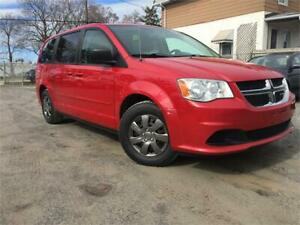 2012 Dodge Grand Caravan SE, Stow N Go, Certified, Warranty
