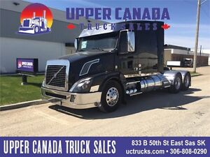 2016 Volvo VNL 630 with low low Kms!