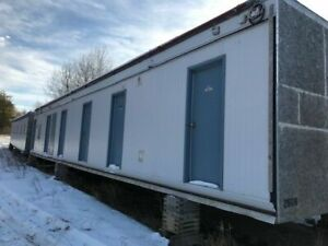 2005 PTI Noble Jack and Jill Modular Bunkhouse Trailers