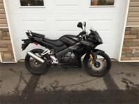 2008 Honda CBR 125R ONLY 4800 KM  Mint Condition Price to sell Ottawa Ottawa / Gatineau Area Preview
