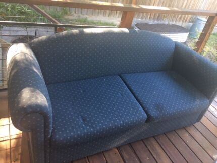 FREE Sofa bed in very good condition, pick up ASAP in Healesville