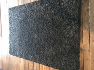 Area Rug 5X7 Brown