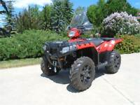 2016 Polaris Sportsman 1000 XP 4WD Winnipeg Manitoba Preview