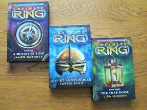 **INFINITY RING** Books 1, 2 & 3.. Hardcover
