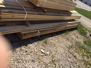 Spruce Lumber For Sale (2x8)