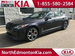 2018 KIA STINGER GT-AWD  | LEATHER  | SUNROOF | NAVI | 365HP |