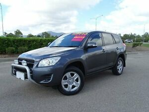 2011 Toyota RAV4 ACA33R 08 Upgrade CV (4x4) Grey 4 Speed Automatic Wagon Vincent Townsville City Preview