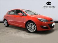 2016 VAUXHALL ASTRA HATCHBACK SPECIAL EDS