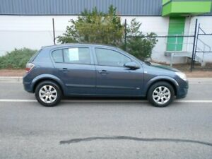 2008 Holden Astra AH MY09 CD Grey 5 Speed Manual Hatchback Beverley Charles Sturt Area Preview