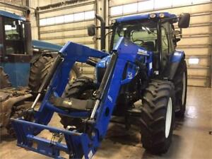 2013 New Holland T6.150 Tractor