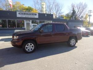 2007 Honda Ridgeline EX-L, LOADED WITH All THE GOODIES!!
