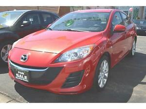 2010 Mazda MAZDA3  -  -  with ONE YEAR WARRANTY