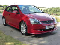 Honda Civic 1.6i VTEC Sport 3 DOOR
