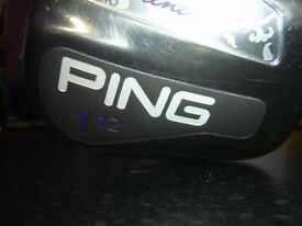 Ping Serene LT210 in first class,hardly used condition