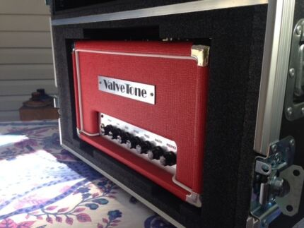Valve Tone Felix 35 Tube Amp Head with roadcase Brisbane City Brisbane North West Preview