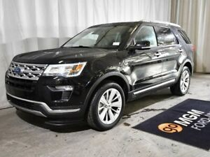 2019 Ford Explorer LIMITED 4X4 | 6- PASSENGER SEATING | HEATED +