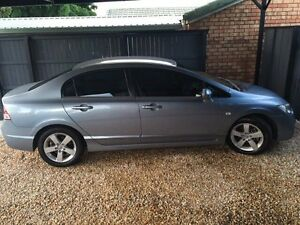 2007 Honda Civic Sedan, RWC, REGO, 129k, priced for a quick sale Tingalpa Brisbane South East Preview