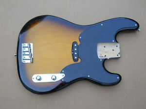 Wanted: Looking for a '54 style P Bass Body