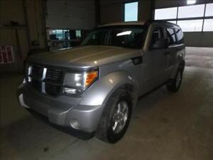 2008 Dodge Nitro SE SUV 4x4-Low KM-Remote Starter- Accident Free