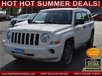 2009 Jeep Patriot Sport, $42/Weekly Payments, 100% ALL APPROVED!