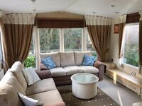 Second Hand Static Caravan in Area of Outstanding Natural Beauty
